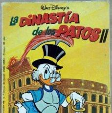 BDs: LA DINASTÍA DE LOS PATOS II. MONTENA, 1981.. Lote 246869780
