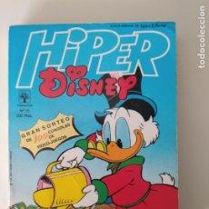 Tebeos: HIPER DISNEY Nº 15. WALT DISNEY. EDIT. MONTENA. EDITORIAL PRIMAVERA, 1990. 258 PÁGINAS, 13 X 19 CM.. Lote 253354375