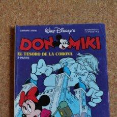Tebeos: REVISTA SEMANARIO JUVENIL Nº591. DON MIKI. MONTENA. Lote 262690540