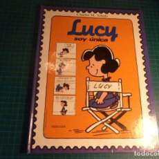 Tebeos: LUCY. SOY UNICA. MONTENA. (A-X). Lote 262931050