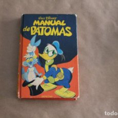 Livros de Banda Desenhada: MANUAL DE PATOMAS, EDITORIAL MONTENA. Lote 264357839