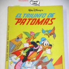 Tebeos: EL TRIUNFO DE PATOMAS, 256 PÁGINAS, ESPECIAL DON MIKI, ED. MONTENA, (A), DOM. Lote 269650153