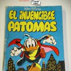 Tebeos: EL INVENCIBLE PATOMAS, 240 PÁGINAS, ESPECIAL DON MIKI, ED. MONTENA, DOM. Lote 270970338