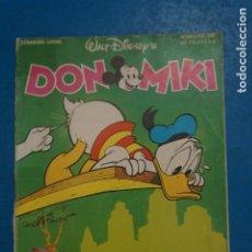 Giornalini: COMIC DE DON MIKI WALT DISNEY´S Nº 265 AÑO 1981 DE MONTENA. Lote 275061873