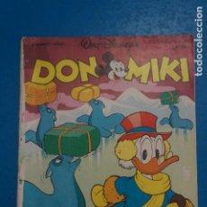 Livros de Banda Desenhada: COMIC DE DON MIKI WALT DISNEY´S Nº 327 AÑO 1983 DE MONTENA. Lote 275063158