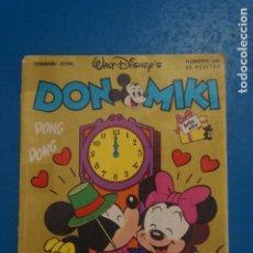 Livros de Banda Desenhada: COMIC DE DON MIKI WALT DISNEY´S Nº 325 AÑO 1982 DE MONTENA. Lote 275063333