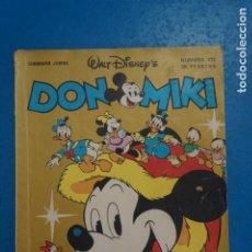 Livros de Banda Desenhada: COMIC DE DON MIKI WALT DISNEY´S Nº 272 AÑO 1981 DE MONTENA. Lote 275063518