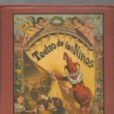 Tebeos: TEATRO DE LOS NIÑOS, 1981, MONTENA, MUY BUEN ESTADO. Lote 277080208