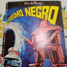Tebeos: EL ABISMO NEGRO DE WALT DISNEY - EDICIONES MONTENA 1980. Lote 278490753