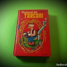 Tebeos: MANUAL DE TARCONI / WALT DISNEY / EDI. MONTENA / 1ª EDICIÓN 1977 -A1. Lote 283051003