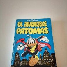 Tebeos: EL INCREIBLE PATOMAS MONTENA AÑO 1984 BUEN ESTADO DON MIKI DISNEY. Lote 286845263