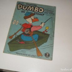 Giornalini: DUMBO 501.EDICIONES RECREATIVAS,AÑO 1958.. Lote 287086083