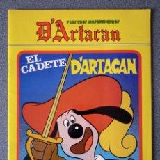 Tebeos: EL CADETE DARTACAN. Lote 287784728
