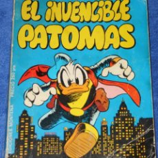 Livros de Banda Desenhada: EL INVENCIBLE PATOMAS - DISNEY - MONTENA (1984). Lote 287847458