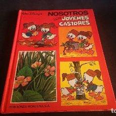 Tebeos: TEBEO NOSOTROS LOS JOVENES CASTORES Nº 2 1984 , TAPA DURA , EDICIONES MONTENA , LEER DESCRIPCION. Lote 288581848