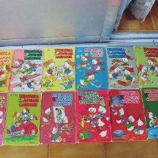 Tebeos: BIBLIOTECA DE LOS JOVENES CASTORES,LOTE DE 18 LIBROS,MONTENA,AÑO 1984,TAPA DURA,. Lote 288685753
