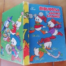 Tebeos: BIBLIOTECA DE LA JOVENES CASTORES - TOMO Nº 6,MONTENA,AÑO 1984,TAPA DURA. Lote 288709628