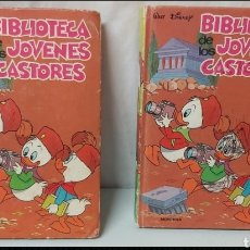 Tebeos: COMIC BIBLIOTECA JÓVENES CASTORES. Lote 294970888