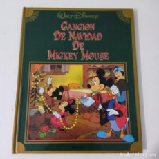 Tebeos: CANCIÓN DE NAVIDAD DE MICKEY MAUSE-WALT DISNEY-- MONTENA. VER FOTOS.. Lote 296040133