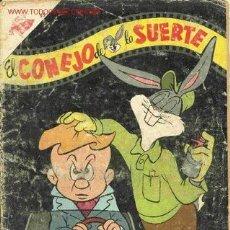 Tebeos: EL CONEJO DE LA SUERTE - NÚMEROS VARIOS A ELEGIR - NOVARO. Lote 27273603