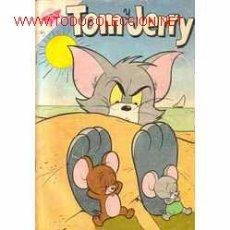 Tebeos: TOM Y JERRY - MUCHAS REVISTAS PARA ELEGIR, EDITORIAL NOVARO. Lote 26336173