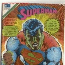 Tebeos: COMIC NOVARO: SUPERMAN - REVISTA JUVENIL (1979). Lote 27765721