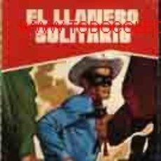 Tebeos: EL LLANERO SOLITARIO. Lote 15504196