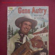 Tebeos: GENE AUTRY (NOVARO) ....... Nº 177. Lote 26220647