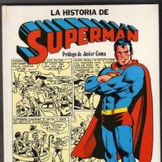 Tebeos: LA HISTORIA DE SUPERMAN. Lote 11903130