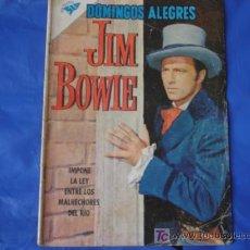 Tebeos: DOMINGOS ALEGRES N°326 - JIM BOWIE - NOVARO. Lote 7469236