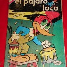 Tebeos: EL PAJARO LOCO N°350 NOVARO. Lote 7130245