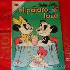 Tebeos: EL PAJARO LOCO N°381 -ANDY PANDA - NOVARO . Lote 6594702