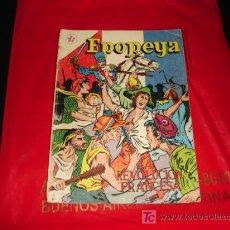 Tebeos: EPOPEYA N° 25 -LA REVOLUCIÓN FRANCESA - NOVARO (FOTOS ADICIONALES). Lote 7785445