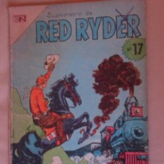 Tebeos: RED RYDER SUPLEMENTO N° 10 *NOVARO *. Lote 7260352