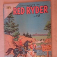 Tebeos: RED RYDER SUPLEMENTO N° 17 *NOVARO *. Lote 7227372