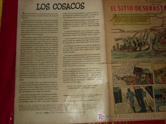 Tebeos: LOS COSACOS - Foto 2 - 116296510