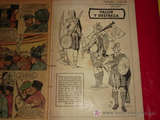 Tebeos: VALOR Y DESTREZA - Foto 3 - 116296510