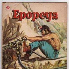 Tebeos: EPOPEYA Nº51 - NOVARO. Lote 17786808