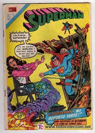 NOVARO - SUPERMAN N°962 (Tebeos y Comics - Novaro - Superman)