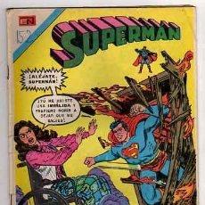 Tebeos: NOVARO - SUPERMAN N°962. Lote 17235044