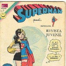 Tebeos: SUPERMAN Nº 883 NOVARO. Lote 27305270