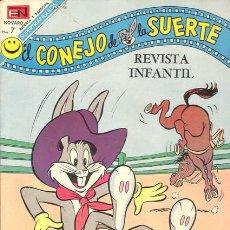 Tebeos: EL CONEJO DE LA SUERTE NUMERO 389 08/05/1972. Lote 26473581