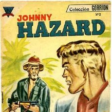 Tebeos: COMIC JOHNNY HAZARD Nº2 COLECCION GORRION ARGENTINO. Lote 4963864