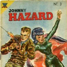 Tebeos: COMIC JOHNNY HAZARD Nº3 COLECCION GORRION ARGENTINO. Lote 4963873