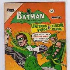 Tebeos: BATMAN SERIE AGUILA LINTERNA VERDE Y FLECHA VERDE Nº101 AÑO 1978 EDIT. CINCO COLOMBIA. Lote 217868218