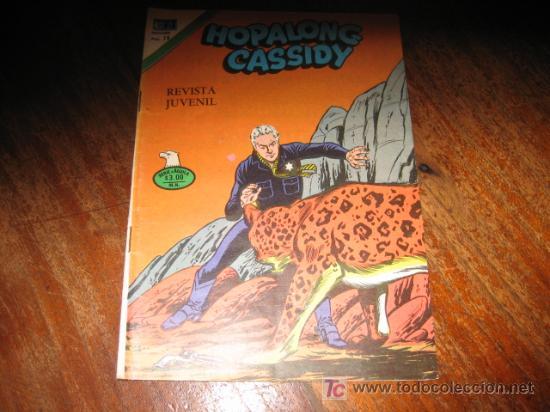 HOPALONG CASSIDY .-AÑO XXII.-Nº 2259 (Tebeos y Comics - Novaro - Hopalong Cassidy)