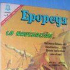 Tebeos: EPOPEYA.LA NAVEGACION. N0VARO Nº 101. C1577. Lote 6122808