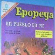 Tebeos: EPOPEYA.EN PUEBLO EN PIE. N0VARO Nº 102. C1575.. Lote 6122839