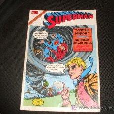 Tebeos: SUPERMAN NOVARO NÚMERO 977 - 14 SEPTIEMBRE 1974 - EDITADO EN MEXICO EN PAPEL SATINADO - DIFÍCIL.. Lote 12970171