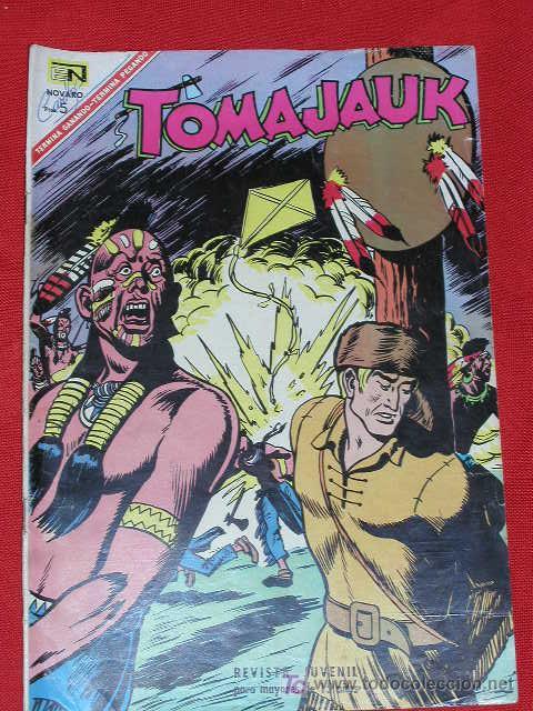 TOMAJAUK EL CONDE Y EL EXPLORADOR - Nº 145 AÑO 1967 , EDITORIAL NOVARO (Tebeos y Comics - Novaro - Otros)